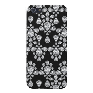 Diamond Damask iPhone SE/5/5s Cover