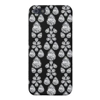 Diamond Dazzle Cover For iPhone SE/5/5s