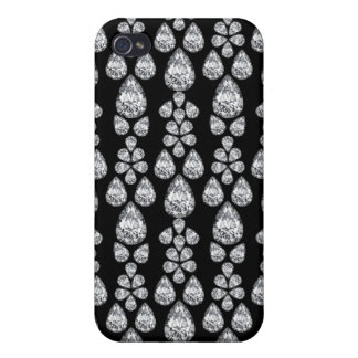 Diamond Dazzle Covers For iPhone 4