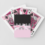 Diamond Delilah Bicycle Playing Cards