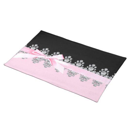 Diamond Delilah Cloth Placemat