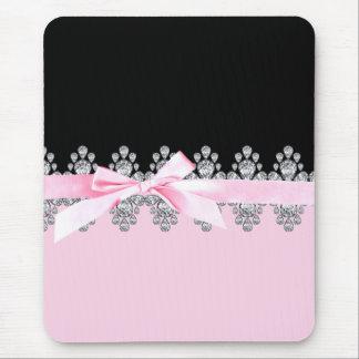 Diamond Delilah Mouse Pad