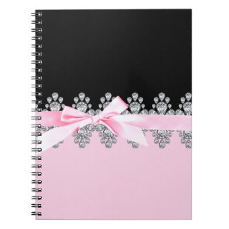 Diamond Delilah Notebooks