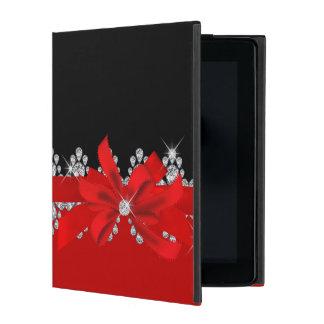 Diamond Delilah - Red Hot! iPad Folio Case