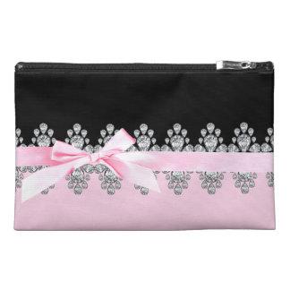 Diamond Delilah Travel Accessory Bag
