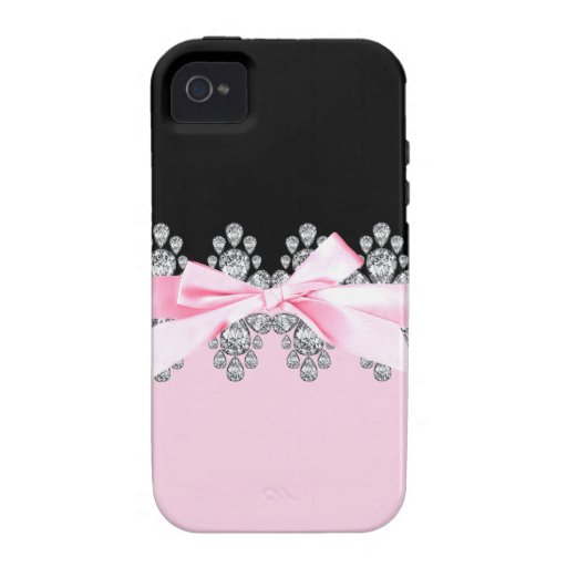 Diamond Delilah Vibe iPhone 4 Case