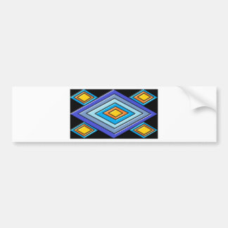 diamond design effects.jpg bumper sticker