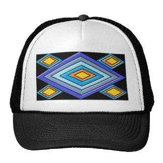 diamond design effects.jpg trucker hat