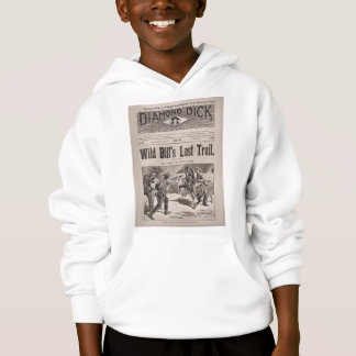 Diamond Dick Library No. 192 Hoodie