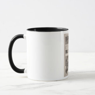 Diamond Dick Library No. 192 Mug