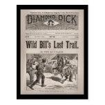 Diamond Dick Library No. 192 Postcard