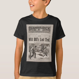 Diamond Dick Library No. 192 T-Shirt
