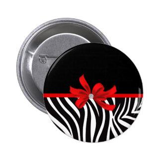 Diamond Diva (red) Button