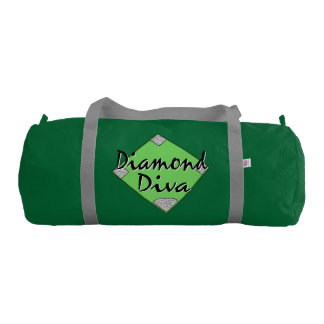 Diamond Diva Softball Gym Bag