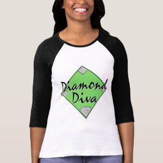 Diamond Diva Softball Shirt