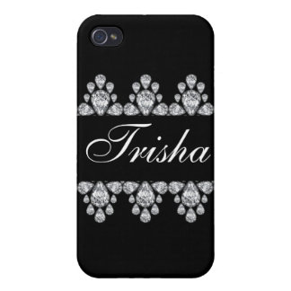 Diamond Dividers iPhone 4/4S Covers