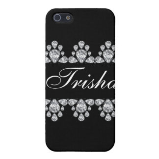 Diamond Dividers iPhone SE/5/5s Cover