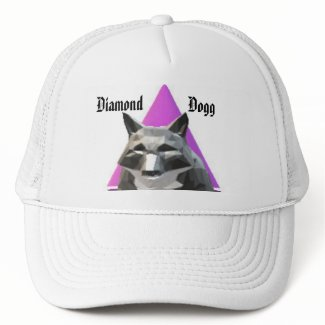 Diamond Dogg Trucker Hat