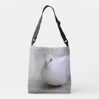 Diamond Dove hand bag Tote Bag