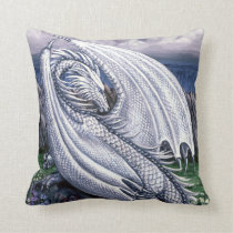Diamond Dragon American MoJo Pillow