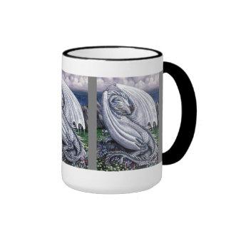 Diamond Dragon Wraparound Mug