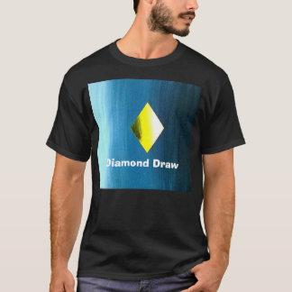 Diamond Draw Poker T shirt by Teo Alfonso