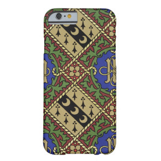 Diamond ecclesiastical wallpaper design barely there iPhone 6 case