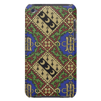 Diamond ecclesiastical wallpaper design barely there iPod case