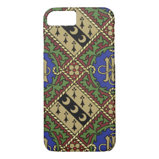 Diamond ecclesiastical wallpaper design iPhone 8/7 case