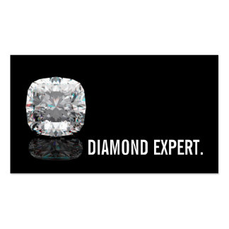 Diamond Expert Jewelry Gold Silver Business Card