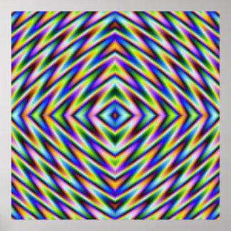 Diamond Eye Print