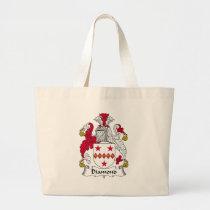 Diamond Family Crest Bag