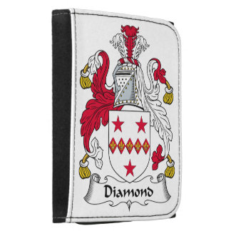 Diamond Family Crest Wallets
