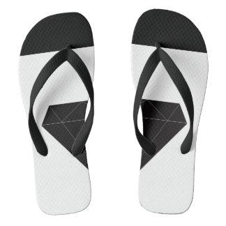 ◉Diamond◉ Flip Flops by LLentertainment