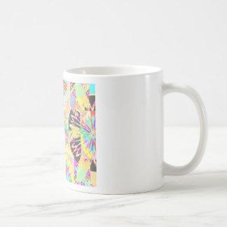 Diamond Flower Design 5 Coffee Mug