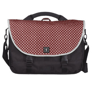 Diamond Flower Tenugui Laptop Bags