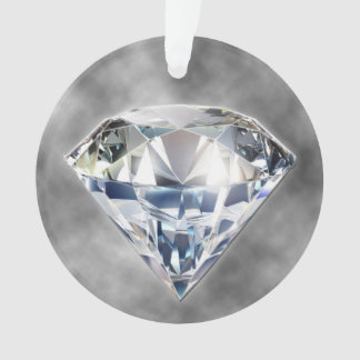 Diamond Gemstone Ornament