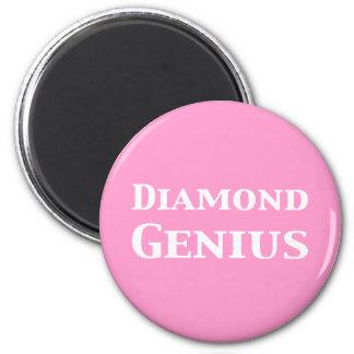 Diamond Genius Gifts Fridge Magnets