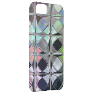 Diamond Glass Colorful Art Smartphone Cover Cover For iPhone 5C