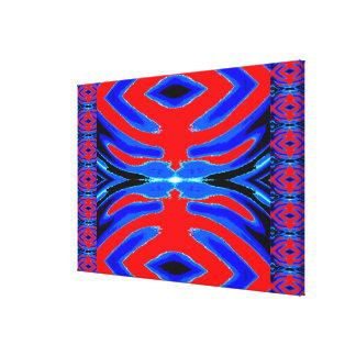 Diamond GLORY : High Energy Decorations Gallery Wrap Canvas