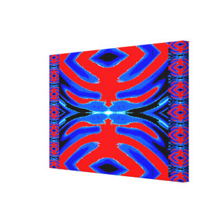 Diamond GLORY : High Energy Decorations Gallery Wrapped Canvas
