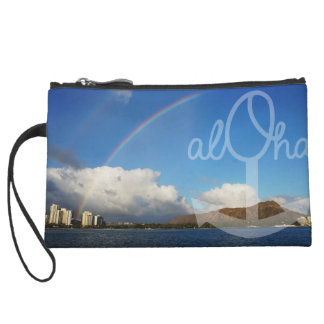 Diamond Head Aloha Anchor Mini Clutch