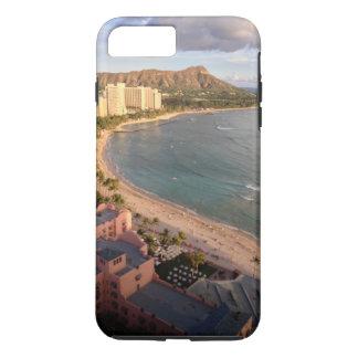 Diamond Head and Waikiki iPhone 7 Plus Case
