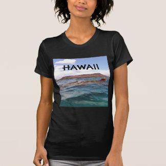 Diamond Head Hawaii Turtle Tees