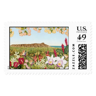 Diamond Head Postage