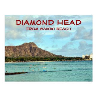Diamond Head Postcard