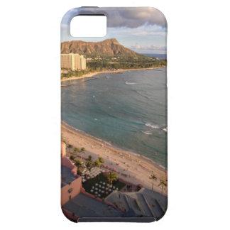 Diamond Head, Waikiki Beach, Hawaii iPhone SE/5/5s Case