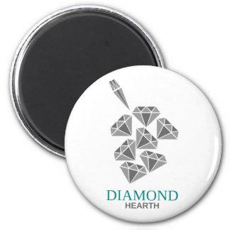 diamond hearth magnet