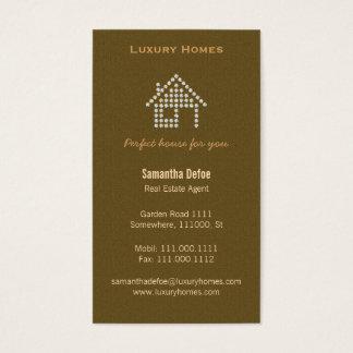 Diamond Home Real Estate Business Card