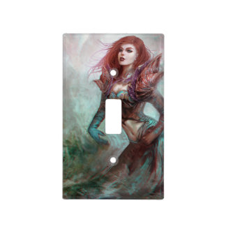 Diamond in the Rough Light Switch Cover